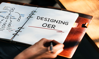 Designing with Open Educational Resources (OER)