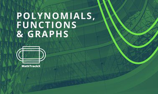 MathTrackX: Polynomials, Functions and Graphs
