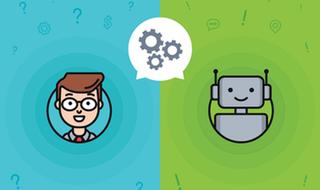 Inteligencia artificial: Chatbots sin programación