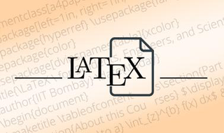 LaTeX for Students, Engineers, and Scientists