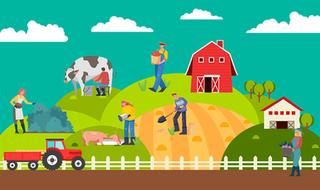Logística agrícola sostenible