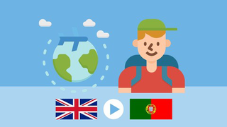TRAVEL | European Portuguese Vocabulary - Course 6