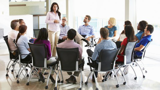 Facilitating Meetings and Groups
