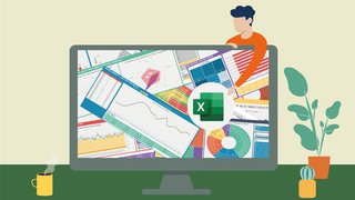 Excel & Data Visualization, creating impactful dashboards