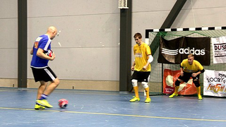 Exercises for Futsal Goalkeepers and Coaches