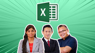 Excel Ultimate Course - From 0% to 100%