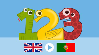 NUMBERS   European Portuguese Vocabulary - Course 5