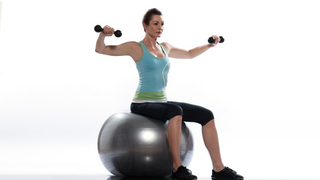 Exercise Away Your Shoulder Pain