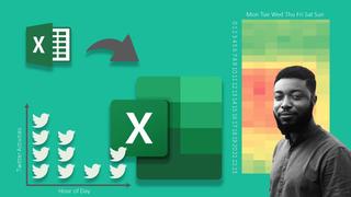 Excel Crash Course: Dashboards, Data Analysis & Heatmaps