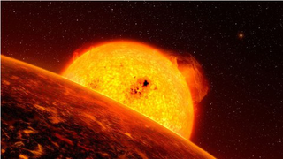 Exo-Planets: Planets Beyond Our Solar System
