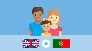 FAMILY   European Portuguese Vocabulary - Course 1