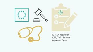 EU MDR Regulation 2017/745 - Essential Awareness Exam
