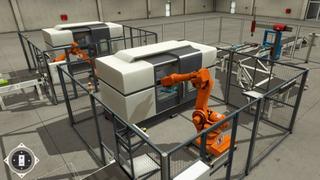 Factory Automation using PLC Logics